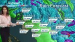 B.C. evening weather forecast: April 18